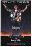 Leap of Faith (Steve Martin) Movie Poster Print