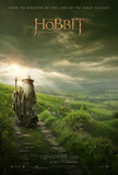 The Hobbit: An Unexpected Journey (Ian Mckellan) Movie Poster Póster