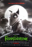Frankenweenie(Winona Ryder) Tim Burton Movie Poster Prints