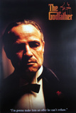 The Godfather Movie Poster Photo