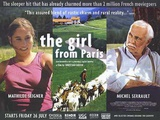 The Girl From Paris Movie Poster Poster