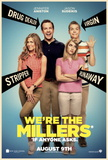 We're The Millers (Jason Sudeikis, Jennifer Aniston, Emma Roberts) Movie Poster Posters