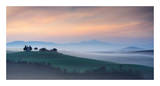 Capella di Vitaleta at Dawn – Tuscany I Prints by Andy Mumford