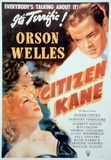 Citizen Kane (Orson Welles, Joseph Cotten) Movie Poster Poster