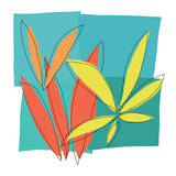 Grasses I Prints by Jan Weiss