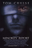Minority Report (Tom Cruise) Movie Poster Photo