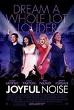 Joyful Noise (Dolly Parton, Queen Latifah, Jeremy Jordan) Movie Poster Posters
