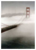The Fog Comes In Posters by Laura Culver