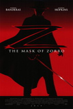 Mask of Zorro Movie Poster Prints