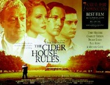 The Cider House Rules (Michael Caine, Charlize Theron) Movie Poster Print