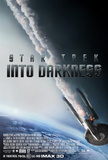 Star Trek Into Darkness Movie Poster Poster