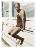 Gold Medalist Swimmer and Amabassador of Aloha - Duke Kahanamoku Prints