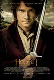 The Hobbit: An Unexpected Journey (Martin Freeman) Movie Poster Reprodukcje
