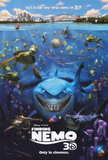 Disney-Pixar's Finding Nemo Movie Poster Plakater