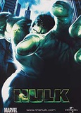 The Hulk (Eric Bana, Jennifer Connelly) Movie Poster Poster