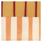 Broken Stripes 3 Print by Laura Nugent