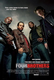 Four Brothers Mark Wahlberg, Tyrese Gibson) Movie Poster Posters