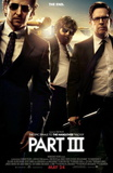 The Hangover part III (Bradley Cooper, Zach Galifianakis, Ed Helms) Movie Poster Prints