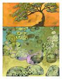 Boulder Pond Prints by Raina Gentry
