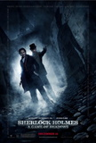Sherlock Holmes - A Game of Shadows (Robert Downey Jr., Jude Law) Movie Poster Plakát