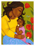 Mother and Child Posters by Tamara Adams
