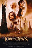 The Lord of The Rings: The Two Towers (Orlando Bloom, Elijah Wood, Ian McKellen) Movie Poster Reprodukcje