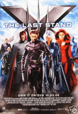 X-Men The Last Stand Video Release Movie Poster Posters