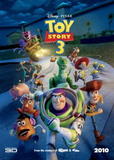 Toy Story 3 (Tim Allen, Tom Hanks) Disney/Pixar Movie Poster Photo