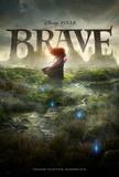 Brave (Princess Merida) Disney-Pixar Movie Poster Posters