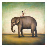 Duy Huynh - Eternal Companions - Art Print