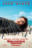Gulliver's Travels (Jack Black, Emily Blunt, Jason Segel) Movie Poster Posters