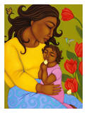 Mother and Child Plakater af Tamara Adams