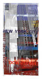 New York Sky II Posters by Sven Pfrommer