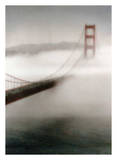 The Fog Comes In Print by Laura Culver