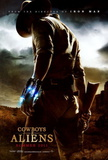 Cowboys And Aliens (Harrison Ford, Daniel Craig) Movie Poster Affiches