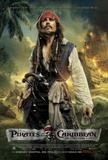 Pirates of the Caribbean: On Stranger Tides (Johnny Depp, Penelope Cruz) Movie Poster Print