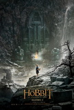The Hobbit Desolation of Smaug Movie Poster Plakát