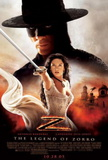 The Legend of Zorro (Antonio Banderas, Catherine Zeta-Jones) Movie Poster Affiches