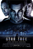 Star Trek (Chris Pine, Zachary Quinto, Eric Bana) Movie Poster Affiches