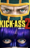 Kick-Ass 2 (Aaron Johnson, Chloe Moretz) Movie Poster Posters