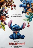 Lilo And Stitch Movie Poster Posters