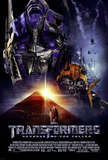 Transformers: Revenge of The Fallen (Megan Fox, Shia Labeouf) Movie Poster Print