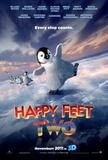 Happy Feet Two (Brad Pitt, Matt Damon, Sofia Verger) Movie Poster Photographie
