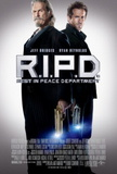 R.I.P.D. (Ryan Reynolds, Jeff Bridges) Movie Poster Plakat