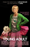 Young Adult (Charlize Theron) Movie Poster Poster