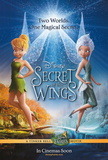 Tinker Bell And The Secret of The Wings Movie Poster Print