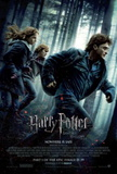 Harry Potter and the Deathly Hallows Part I (Danielle Radcliffe, Emma Watson) Movie Poster Plakater