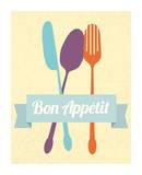 Bon Appétit Prints by Genesis Duncan