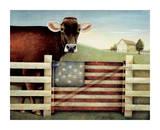 Cancello dell'orgoglio Poster di Lowell Herrero