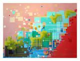 Sunrise Prints by Carol Joy Shannon